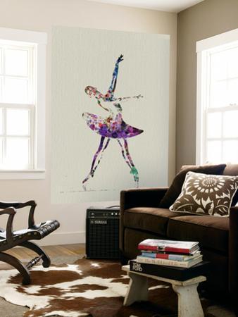 Ballerina Watercolor 4