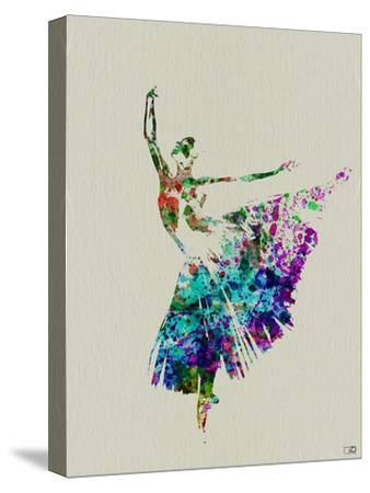 Ballerina Watercolor 5