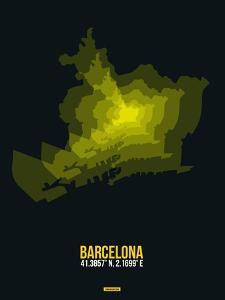 Barcelona Radiant Map 1 by NaxArt