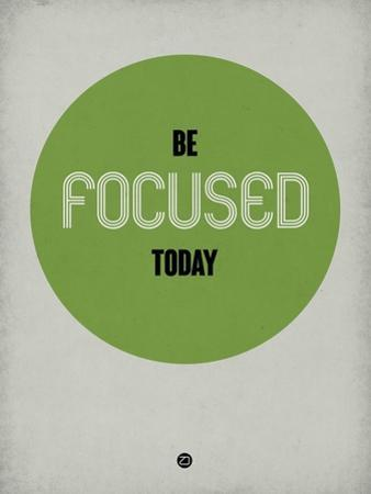 Be Focused Today 1
