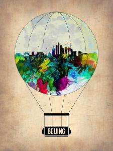 Beijing Air Balloon by NaxArt