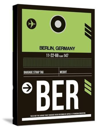 BER Berlin Luggage Tag 2