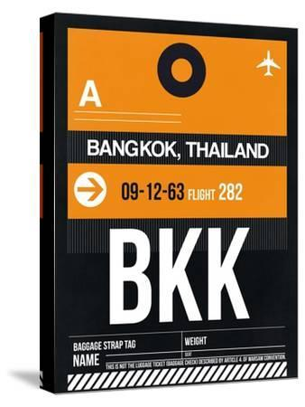 BKK Bangkok Luggage Tag I