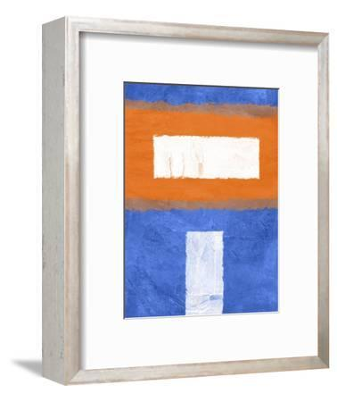 Blue and Orange Abstract Theme 2