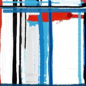 Blue Strokes by NaxArt