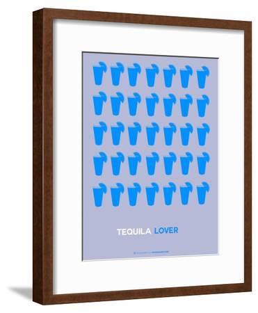Blue Tequila Shots