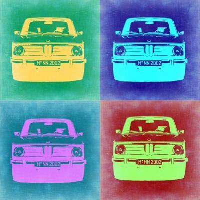 BMW 2002 Pop Art 1