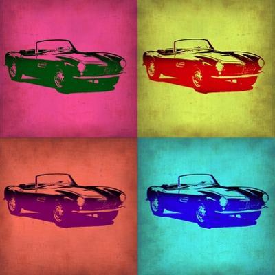 BMW 507 Pop Art 1