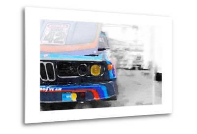 BMW Lamp and Grill Watercolor