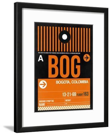 BOG Bogota Luggage Tag II