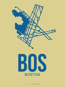 Bos Boston Poster 3 by NaxArt
