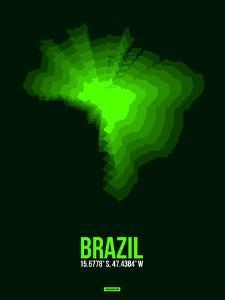 Brazil Radiant Map 2 by NaxArt