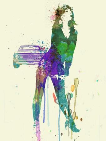 Camaro Girl