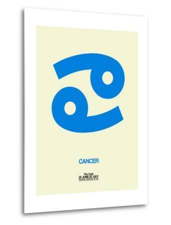 Cancer Zodiac Sign Blue