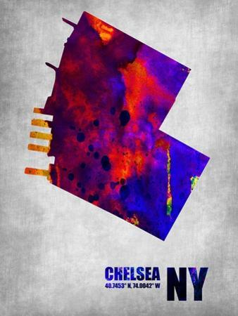 Chelsea New York by NaxArt
