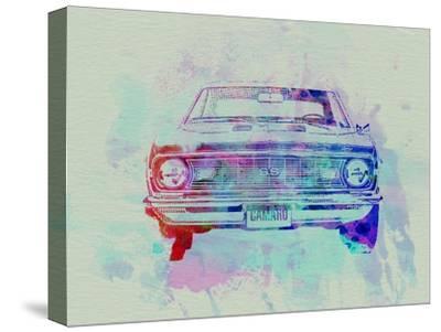 Chevy Camaro Watercolor 2