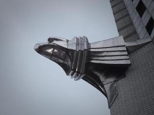 Chrysler Building Detail by NaxArt
