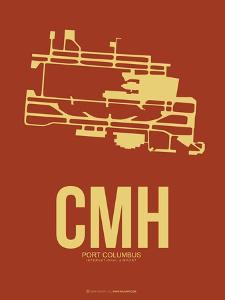 CMH Port Columbus Poster 1 by NaxArt