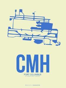 CMH Port Columbus Poster 2 by NaxArt