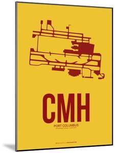 CMH Port Columbus Poster 3 by NaxArt
