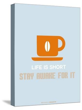 Coffee Poster Orange
