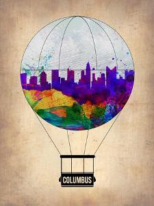 Columbus Air Balloon by NaxArt