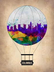 Columbus Air Balloon by NaxArt