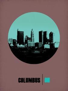 Columbus Circle Poster 2 by NaxArt
