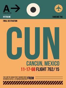 CUN Cuncun Luggage Tag I by NaxArt