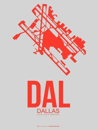 Dal Dallas Poster 1 by NaxArt