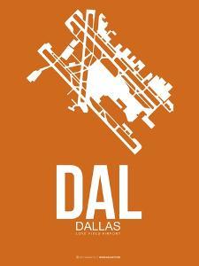 Dal Dallas Poster 2 by NaxArt