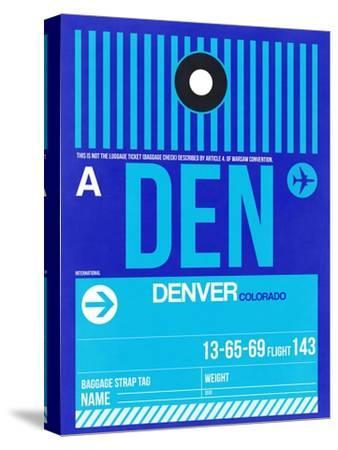 DEN Denver Luggage Tag 2