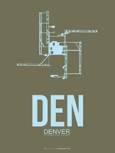 Den Denver  Poster 3 by NaxArt