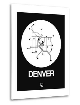 Denver White Subway Map