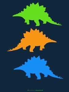 Dinosaur Family 8 by NaxArt