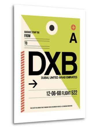 DXB Dubai Luggage Tag I