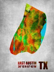 East Austin Texas by NaxArt