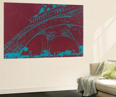 Beautiful Eiffel Tower wall murals artwork for sale Posters and