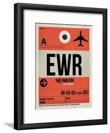 EWR Newark Luggage Tag I