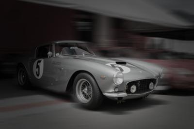 Ferrari 250 GTB Before The Race