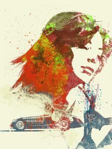 Ferrari Girl by NaxArt