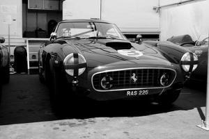 Ferrari in the Pit by NaxArt
