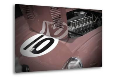 Ferrari open hood