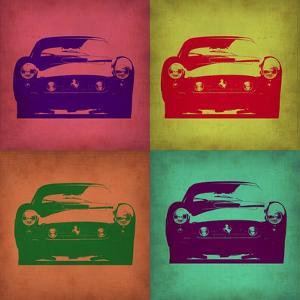 Ferrari Pop Art 1 by NaxArt