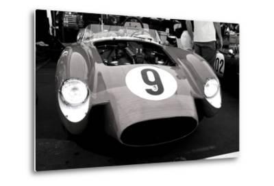 Ferrari Testa Rossa in the pits
