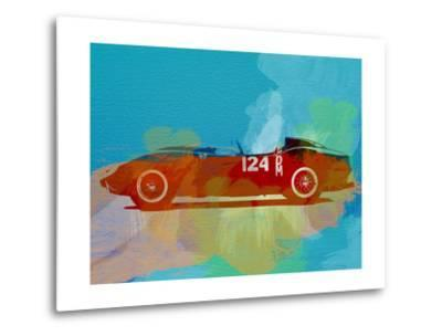 Ferrari Testa Rossa Watercolor 1