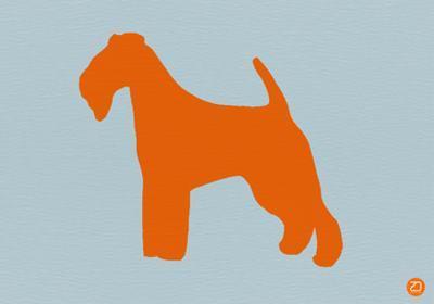 Fox Terrier Orange by NaxArt