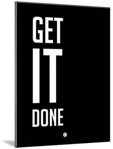Get it Done Black by NaxArt