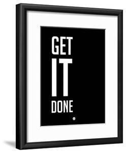 Get it Done Black by NaxArt
