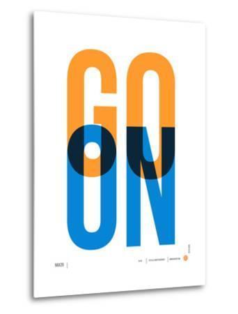 Go On Poster I